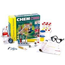 Thames & Kosmos Edu Science Chemistry C1000 Special Edition