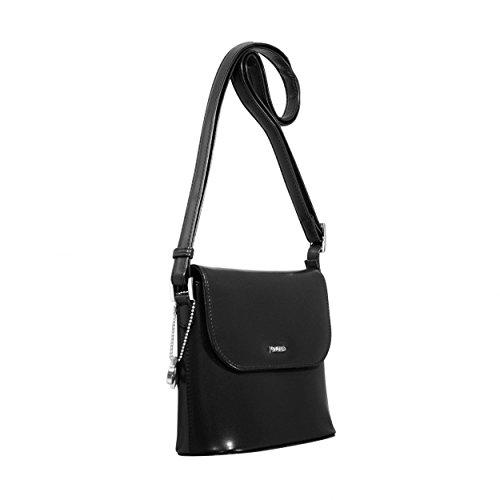 Bag 4628 Schwarz Berlin Picard schwarz Shoulder black Black SvwfPO