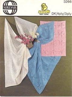 81ad9aca4b56 Sirdar Knitting Pattern 3983