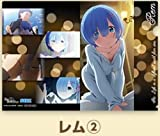 Re:Zero: Starting Life in Another World SEGA Limited Campaign Transparent File Folder A4 Size Rem 2