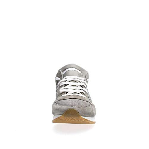 Model Uomo Trlu Philippe Tropez Sneakers Paris Grey 1116 g7vxxqC