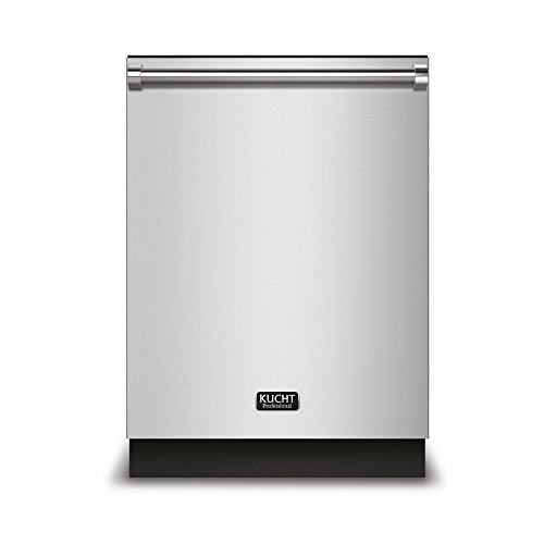 Kucht K6502D Professional 24'' Top Control Dishwasher, Stainless-Steel by Kucht