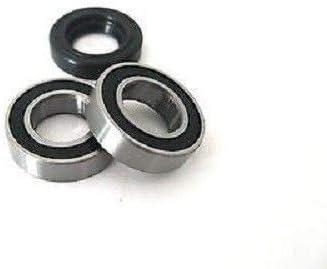 KTM SX Mini 50 2008 Rear Wheel Bearings And Seals Kit