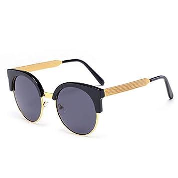 Gafas De Sol,La Moda De Verano Mujer Gafas Redondas Gafas ...