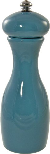 Vic Firth Mario Batali 7-Inch Pepper Mill, Turquoise