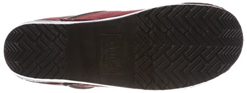 Rot Electra Dark Grey Sanita Red Damen Clogs Prof fAORIqT