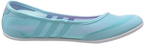 Adidas F99446 - F99446 Wit-blauw