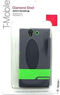 Amazon.com: Body Glove Diamond Case for Sony Xperia Z - Gray ...