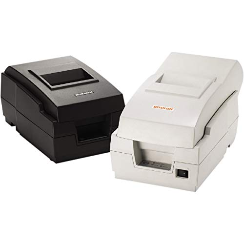 Samsung Kps SRP270C Impact Receipt Printer Serial Ivory Ac