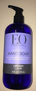 Eo Products Eo Liquid - EO Essentials Lavender + Aloe Soothing Hand Soap 16oz