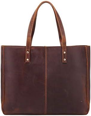 レトロレディースバックパック、大容量ポータブルカジュアルショルダーバッグハンドバッグシンプルなファッション優雅な女性のバッグ(オプションの三色) (Color : C)