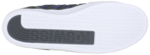 K-Swiss Gowmet Ii Mid Vnz, Men's Trainers Grey - Grau (Carbon/Navy)