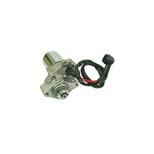 SCOOTERX Electric Starter for Pocket and Pit Bike, Atv 50cc, 70cc, 90cc, 110cc, 125cc
