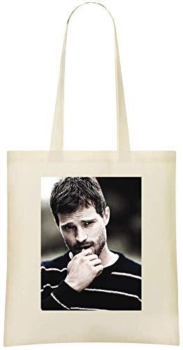 Eco Handbag amp; 100 Stylish Hotie For Bags Soft Grocery Bag Use Jamie Friendly Everyday Tote Custom Custom Cotton Printed Dornan Shoulder 6x077Avq