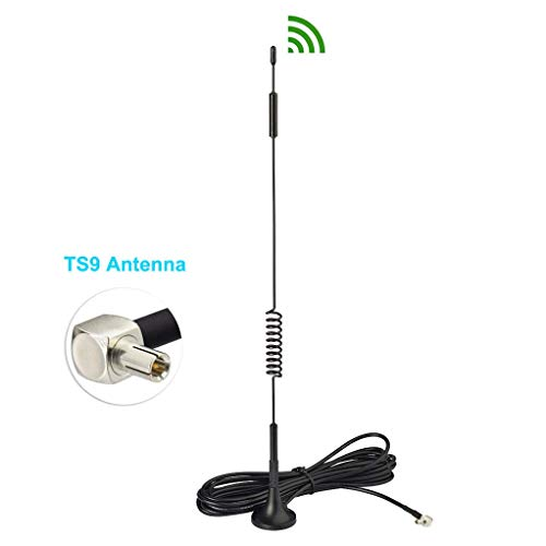 Omni-Directional Antenna High Gain 3G 2G 4G LTE GSM GPRS GSM WCDMA TS9 CDMA 700MHz-960MHz 1710MHz-2710MHz Omnidirectional Wireless Antenna with Magnetic - 700 Mhz Module