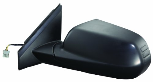 Fit System 63026H Honda CR-V EX/LX Driver Side Replacement Flat Mirror - Honda Crv Replacement Driver
