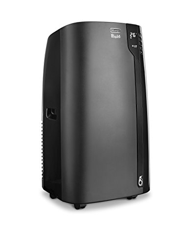 De'Longhi PACEX120 Silent Pinguino Air Conditioning Unit, Black