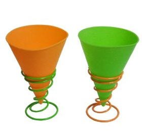 silicon snow cone cups - 4