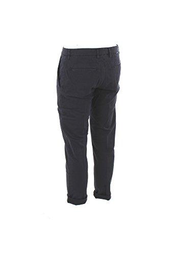 Pantalone Uomo Siviglia 34 Blu B2e6 S016 Primavera Estate 2018