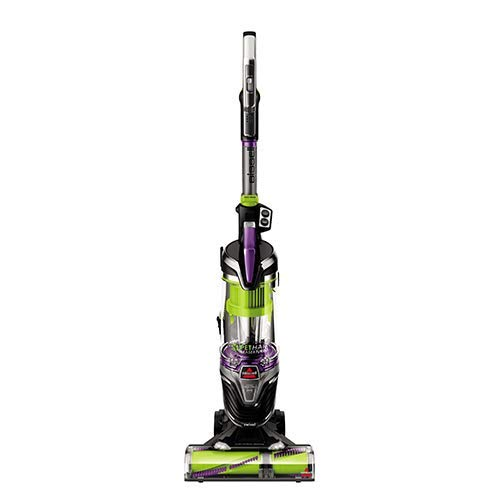 BISSELL Pet Hair Eraser Turbo Plus Lightweight Upright Vacuum Cleaner, 24613, Upgraded Version (Renewed)