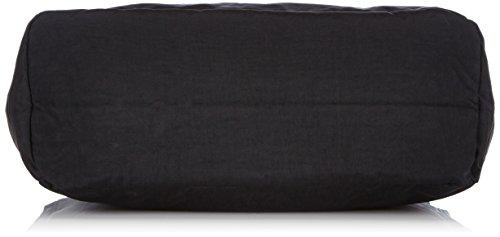 Negro sintético material para Black Kipling HALIA Bolso de cm 37x29x14 x NEW 900 talla mujer de H x hombro B T xq0BwUYq