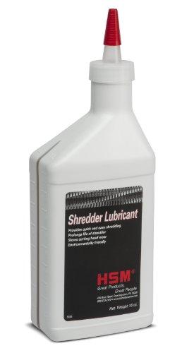 Price comparison product image HSM of America Shredder Oil, 16-oz. Bottle (314)