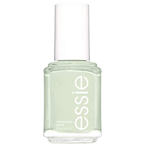 essie nail polish, spring 2020 collection, cream finish, can dew attitude, 0.46 fl ounce
