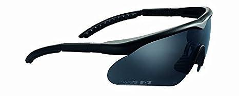 Schutzbrille Swiss Eye® Raptor Schwarz Schießsport SportschÜtzen Airsoft Funsport