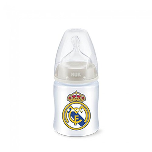 Nuk Biberón Plastico First Choice Real Madrid Tetina ...