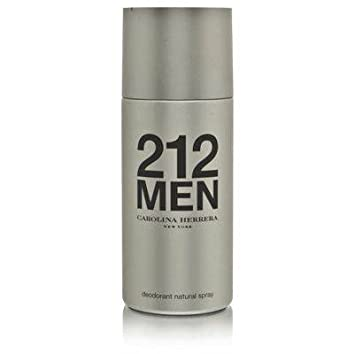 Amazon.com: 212 Men by Carolina Herrera Deodorants: Beauty