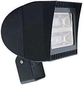 RAB Lighting FLEXFLOOD 105W 480V COOL LED TRUNNION BRONZE – FXLED105T
