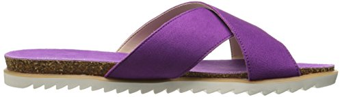 Nine West Women's Dontjudge Sandal Purple nt0vLQQSZ