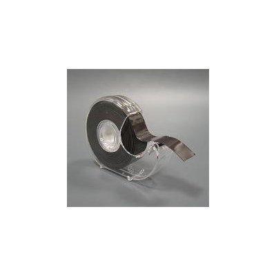 PYCOM Bande magnétique adhésive dans le distributeur, 19mm Large, 8m de long