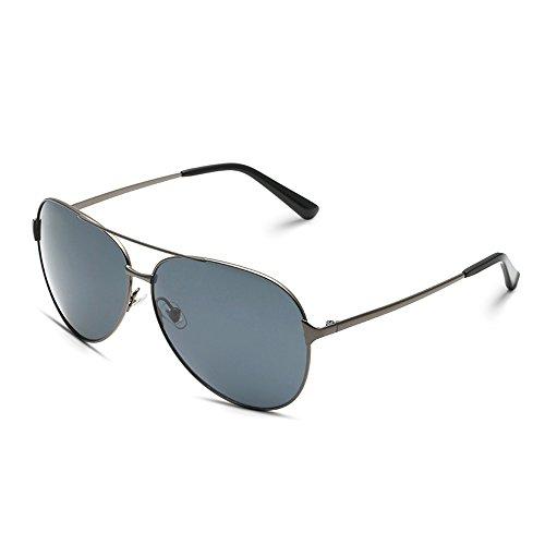 soleil Convient conduite nettoyage complète chiffon manuel Hiker couleurs Lunettes Vert pour MAHZONG Couleur 4 de Sunglasses protection de d'instruction et UV la Gris disponibles nPTqxYt