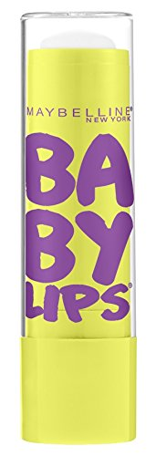 Maybelline New York Baby Lips Moisturizing Lip Balm, Peppermint, 0.15 (Peppermint Lip Balm)