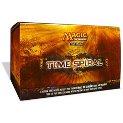 Spiral Pack Fat Time (2006 Magic The Gathering Time Spiral Fat Pack)