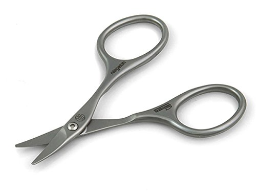 Stainless Steel Baby Scissors, New N4 Style. Made by Niegeloh in Germany, Solingen
