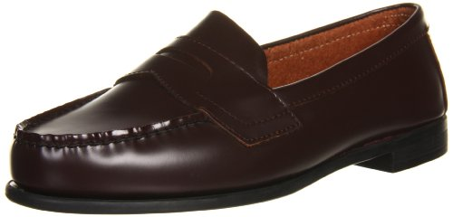 Eastland Women's Classic II Loafer,Burgundy,8 W US (Women Flat Shoes Clearance Dress)