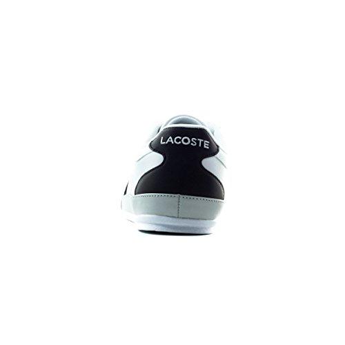 White Lacoste Grey Fashion Sneaker Light in White Misano Mens Grey light Sport zSz6r