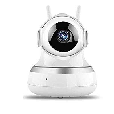 POTENCO HD 1080P Camera Wireless Smart Camera Wi-Fi Security Monitor for Home Network Surveillance