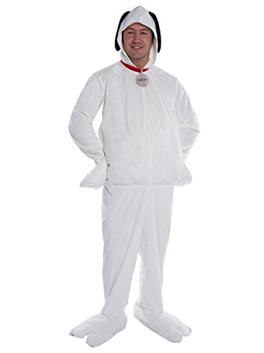 Peanuts Adult Snoopy Costume - -