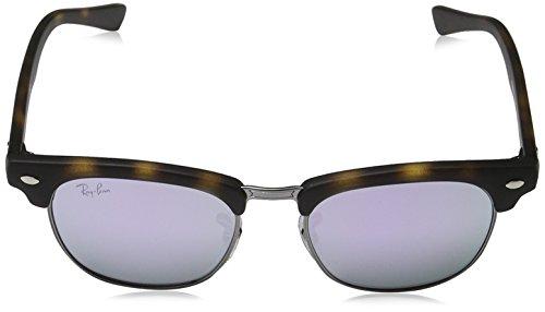 Sol Lilac Mirror de Ray Niños Ban Gafas Unisex Marrón 0RJ9050S PxIxOqnU7