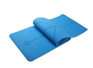 YanLong Colchoneta de Yoga con Materiales ecológicos. Línea ...