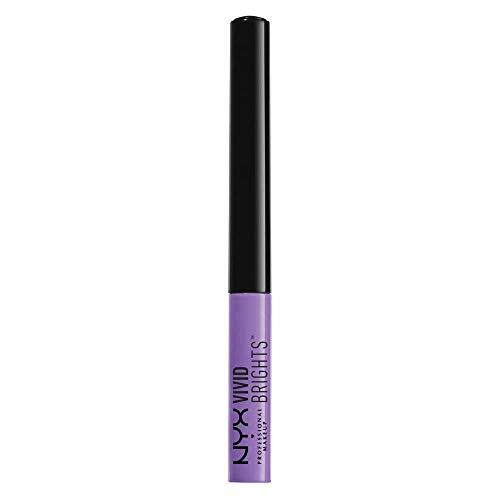 NYX PROFESSIONAL MAKEUP Vivid Brights Liner, Blossom, 0.068 Fluid Ounce