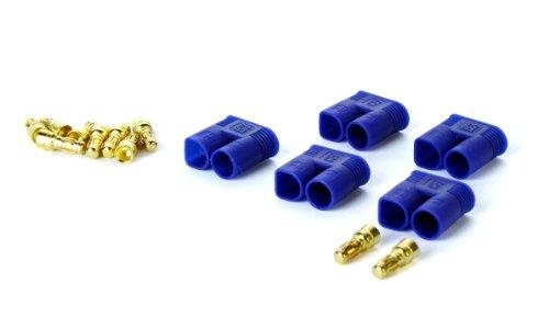 EC3 Connectors 5 Pack Male