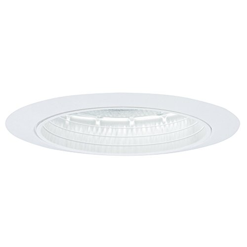 White 5 Inch Trims (All-Pro 5010W 5-Inch Trim Baffle, White Trim with White Baffle)