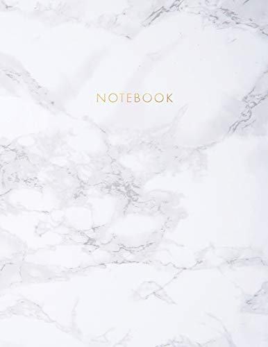 Pdf Crafts Notebook: Elegant White Marble with Gold Lettering - Marble & Gold Journal | 150 College-ruled Pages | 8.5 x 11 - A4 Size (Marble and Gold Collection - Journal, Notebook, Diary, Composition Book)