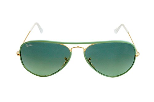 d1922b6af7f Ray-Ban Men s Aviator Full Color Aviator Sunglasses - Buy Online in ...