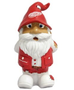 Detroit Red Wings NHL Garden Gnome - 8'' Stumpy