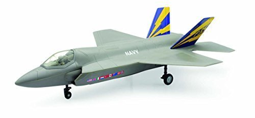 Lockheed F-35C Lightning II Model 1:44 Scale (Assembly Required)